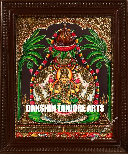 VARA Maha Lakshmi Painting