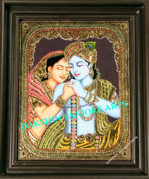 Sri Krishna Painting